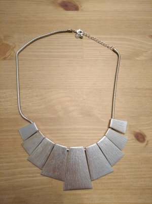 Atmosphere Statement ketting zilver