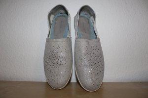 Sommerkind Sneaker slip-on argento