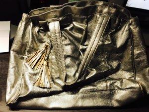 Silberne Tasche H&M - schöne Verzierung