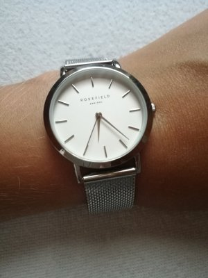 ROSEFIELD Analog Watch silver-colored