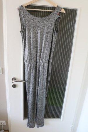 silberner/ grauer Jumpsuit von Only