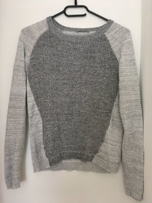Orsay Crewneck Sweater silver-colored-light grey