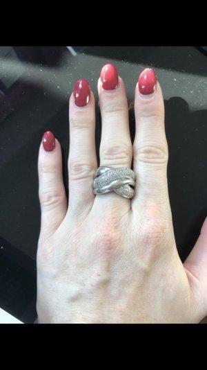 Silberner Ring (925er Silber)
