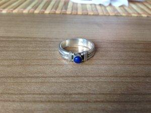 Silberner Ring Größe 50