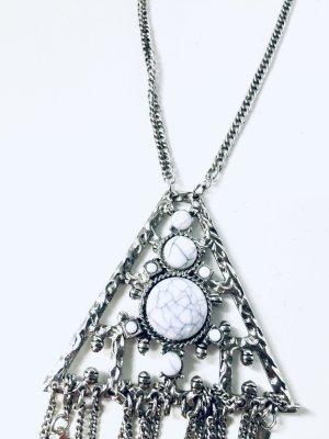 Silbernere Kette