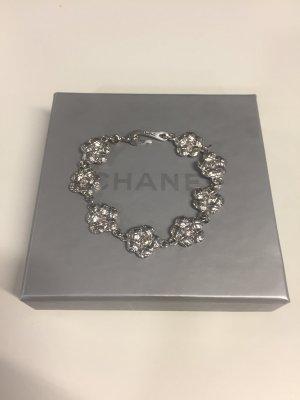 Chanel Braccialetto sottile argento