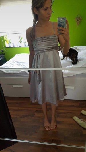 b.p.c. Bonprix Collection Cocktail Dress silver-colored