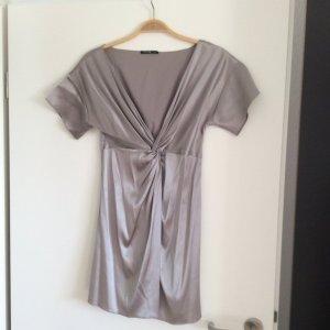 Silbernes Comma Kleid