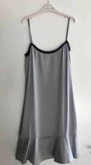 Silbernes DOROTHEE SCHUMACHER Kleid aus Seide