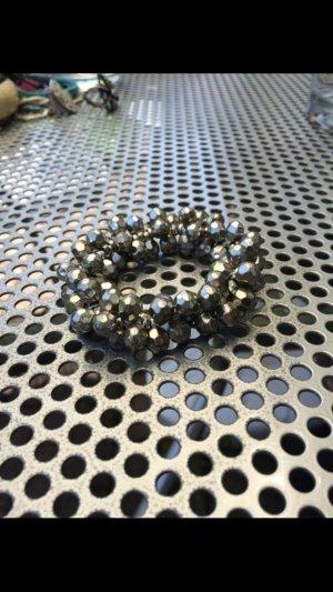 Silbernes großes Armband