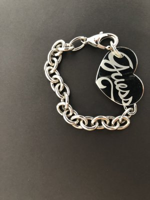 Guess Bracelet silver-colored