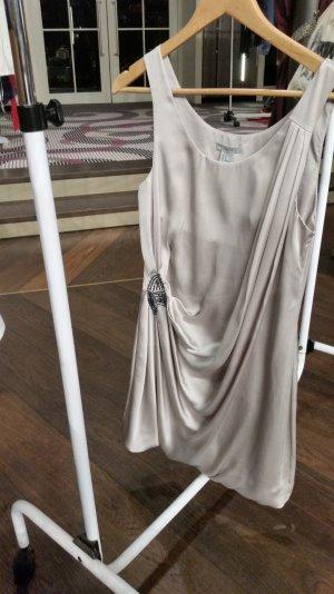 silbernes Kleid von H&M - neu