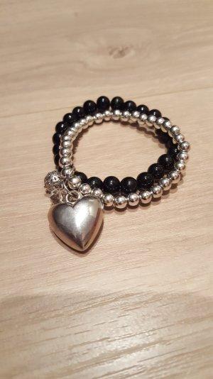 Silbernes modisches Armband