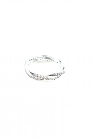 Silver Ring silver-colored elegant
