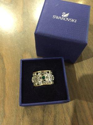Silberring von Swarovski