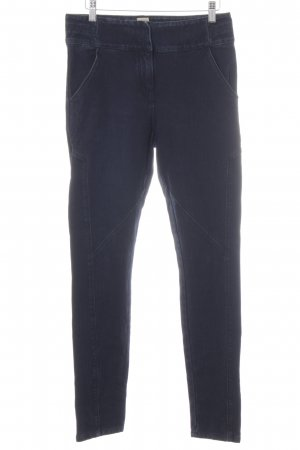 Silence + Noise Stretch Jeans dunkelblau Casual-Look