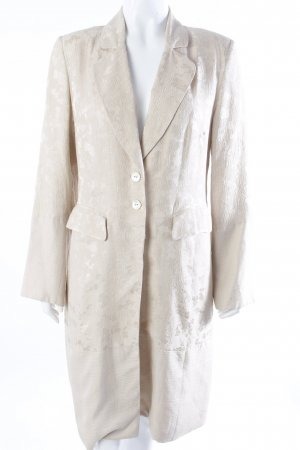 Silkwear Silk Coat Cream