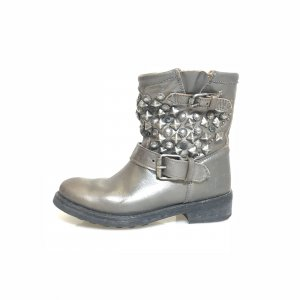ASH High Boots silver-colored
