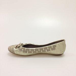 ASH Ballerinas silver-colored