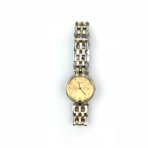 Silver Christian Dior Watch