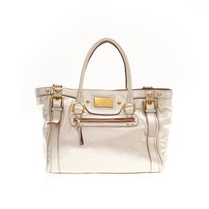 Silver Dolce & Gabbana Shoulder Bag