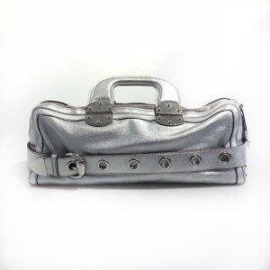 Gucci Shoulder Bag silver-colored