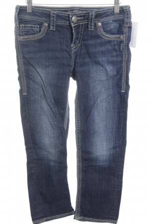 "Silver Jeans 3/4 Jeans ""Aiko Capri "" blau"