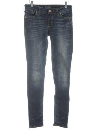 Silver Jeans Skinny Jeans blau