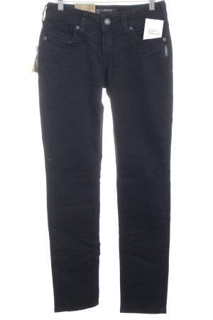 """Silver Jeans Skinny Jeans """"SUKI"""" schwarz"""