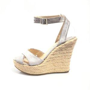 Silver Jimmy Choo Sandal