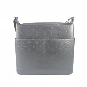 Silver Louis Vuitton Shoulder Bag