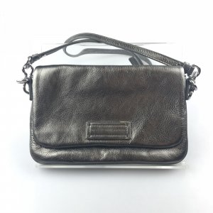 Silver Marc By Marc Jacobs Cross Body Bag