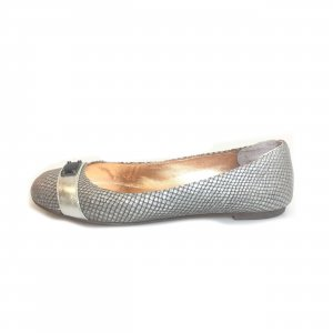 Silver Marc By Marc Jacobs Flat