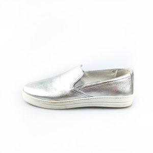 Silver Prada Flat