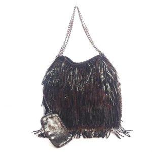 Silver Stella McCartney Shoulder Bag