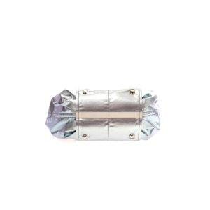 Silver Tod's Cross Body Bag