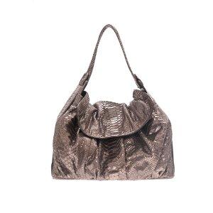 Silver zagliani Shoulder Bag
