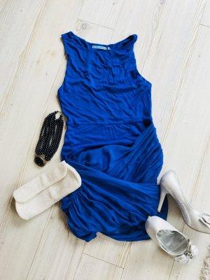 SILVESTER Seiden Kleid von ALICIA&OLIVIA GR.M