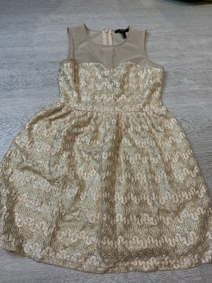 Silvesterkleid mit Glitzer