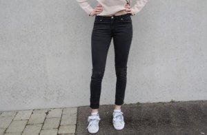 Silvia Heach Jeans schwarz XS Gr. 34