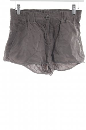 Silvian heach Hot Pants graubraun Beach-Look
