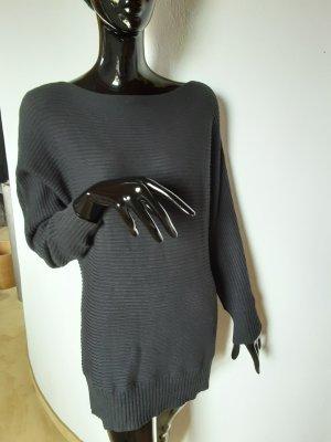 Silvian heach Jersey largo negro Viscosa