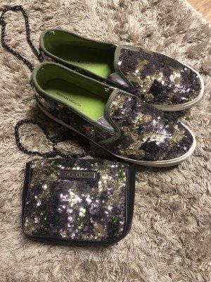 Silvian Heach Tasche und Schuhe