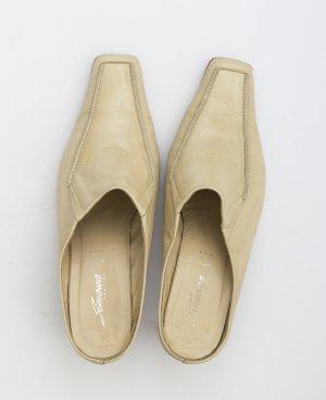 SIMONA Damenschuhe Schuhe Sabots Pantolette EDEL Gr. 6 (39)