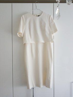 Simple Elegantes Kleid weiß 38 elegant Sommerkleid