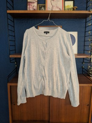 Simple light knitted cardigan