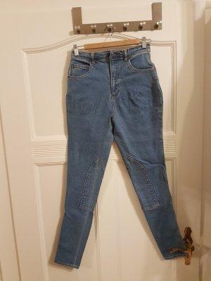 Pantalone da equitazione blu