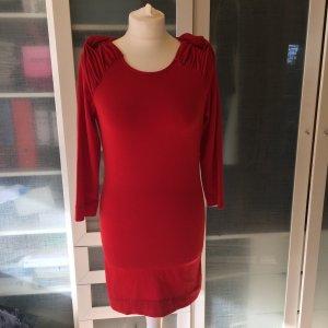 Sinequanone Etui Kleid mit Schulterapplikation Gr. S