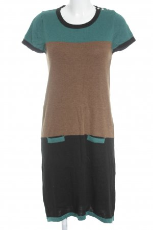 Sinéquanone Strickkleid Colourblocking Casual-Look