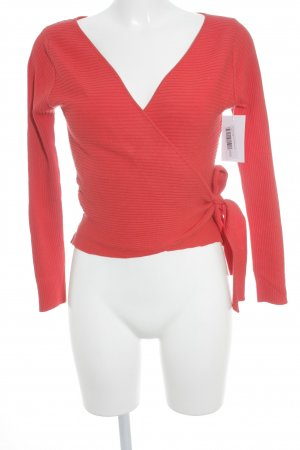 Sinéquanone Strickpullover rot Casual-Look